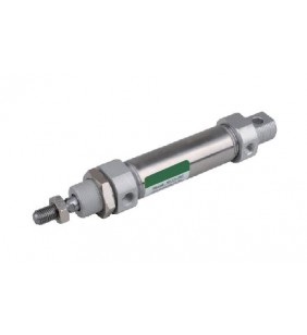 MINI-цилиндр  из нержавеющей стали серии  TPMI/TPMSI/TPMTI  25